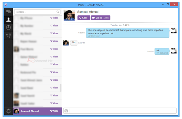 Viber-desktop-2  Viber Personal computer launched for Home windows and OS X Viber desktop 2