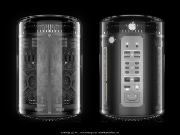 Mac-Pro-glass-concept-1  New Mac Pro concept with glass body Mac Pro glass concept 1