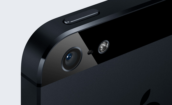 iPhone-5-iSight-Camera    Rumor: iPhone 5S to get 13-megapixel camera iPhone 5 iSight Camera 1