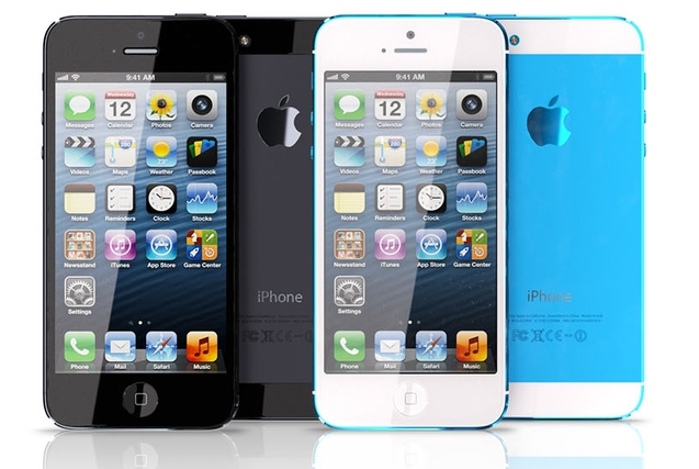 iPhone-5S    All new Apple products in one concept iPhone 5S 1