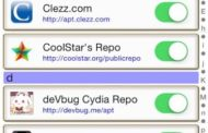 CSources2 Helps To Manage, Backup And Restore Cydia Repos In iOS 8