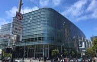 Apple begins preparing Moscone West Center for the WWDC 2015