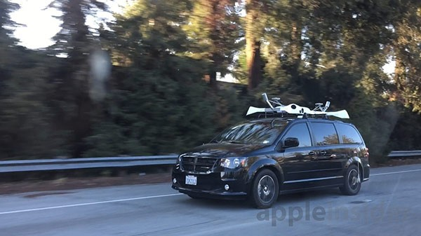 Apple Maps vehicles project expands to 13 new US states