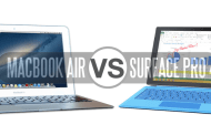 How The Surface Pro 4 Compares To The Macbook Air 2015