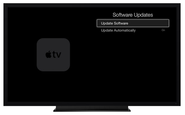 Apple TV 3 Received 7.2.1 Firmware Update