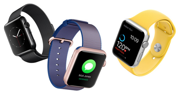 Apple Watch To Reportedly Get An 'S' Upgrade This Year