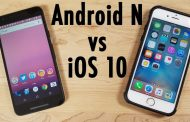 Android 7.0 Nougat New Look Compared To iOS 10