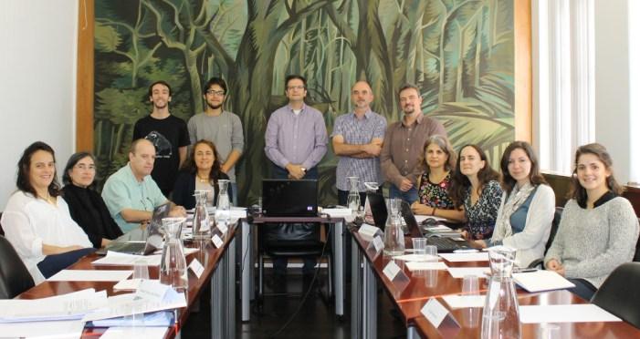 Fotografia do Conselho Pedagogico