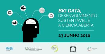Banner do seminário de Big Data
