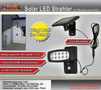 Der MAUK Solar LED Strahler funktioniert ohne ...