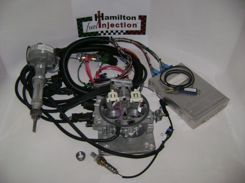Hamilton TBI Fuel Injection System for your IH Pickup, Scout