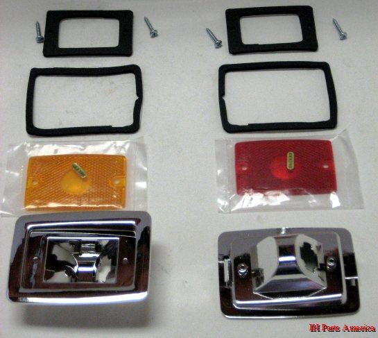 Side Marker Lights - International Scout Parts