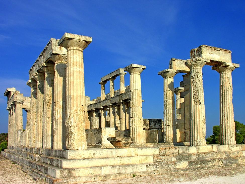 Greece heritage sites in danger from spending cuts International