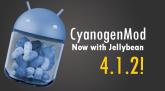 Análise CyanogenMod 10 - Optimus Hub (e510f)
