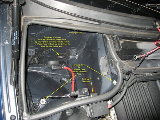 Bmw E46 Wiring - Wiring Diagram Progresif
