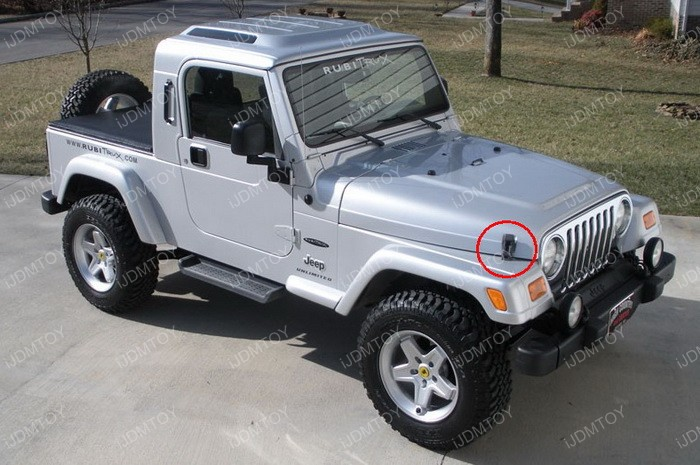 How to Install LED Headlights on Jeep Wrangler