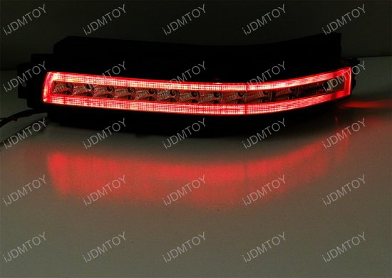 Nissan 350Z LED Turn Signal Lights Brake Backup Reverse Lamps DIY