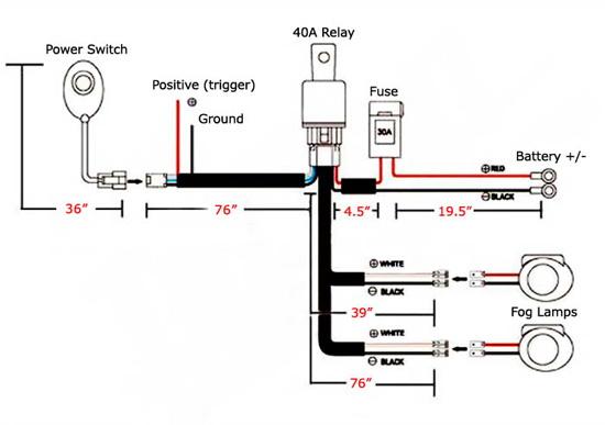 Relay Kit Wiring Diagram Online Wiring Diagram