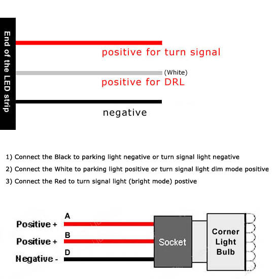 3 Pin Led Wiring Diagram - 1efievudfrepairandremodelhomeinfo \u2022