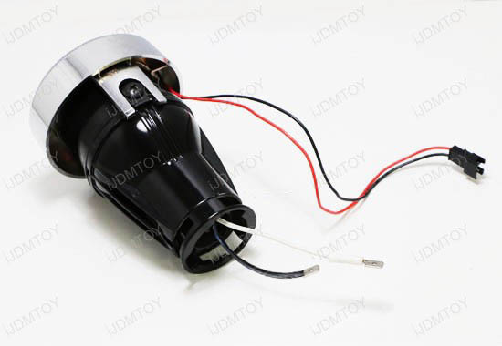 How To Install iJDMTOY Universal LED Angel Eye Projector Fog Lights