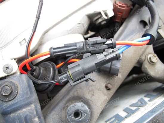 How To Install HID Conversion Kit HID Headlight HID Fog Lights