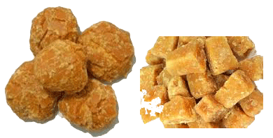 Gur-Jaggery-produce-from-Sugarcane's-juice
