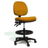 Lucca Drafting Chair | IKCON