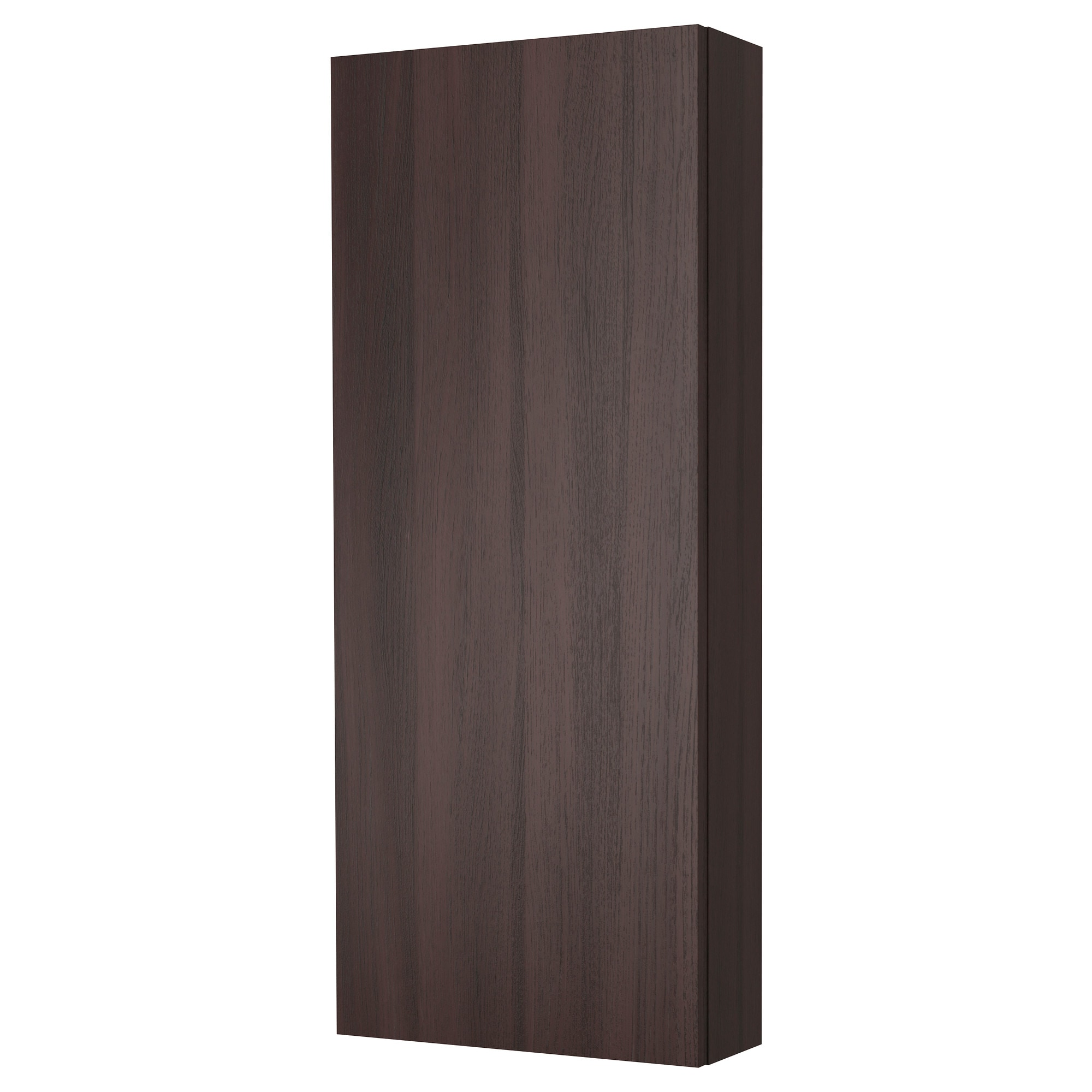 Godmorgon wall cabinet with 1 door black brown black brown width 15