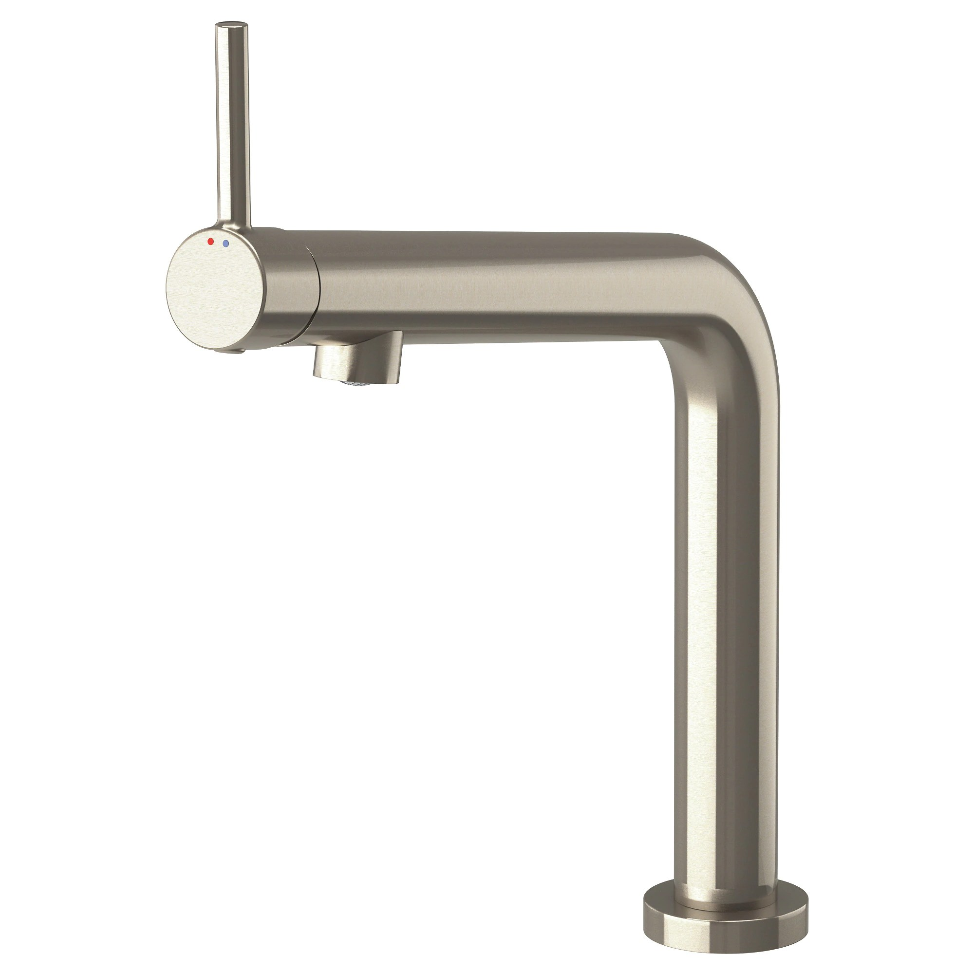 all metal kitchen faucets BOSJ N kitchen faucet stainless steel color Height 12
