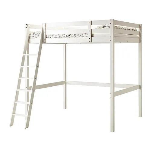 Stora Loft Bed Frame Ikea