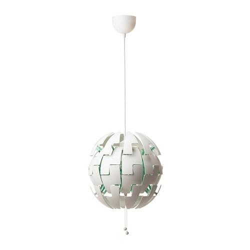 IKEA PS 2014 Hängeleuchte - weiß\/türkis - IKEA - badezimmer lampe ikea