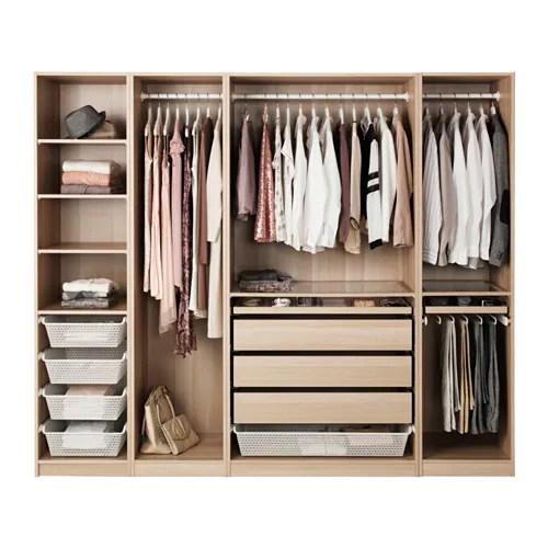 Pax Wardrobe 250x58x201 Cm Ikea