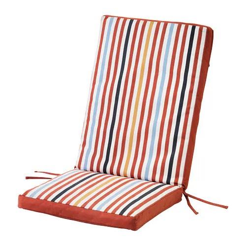 Tasinge Seat Back Cushion Outdoor Ikea