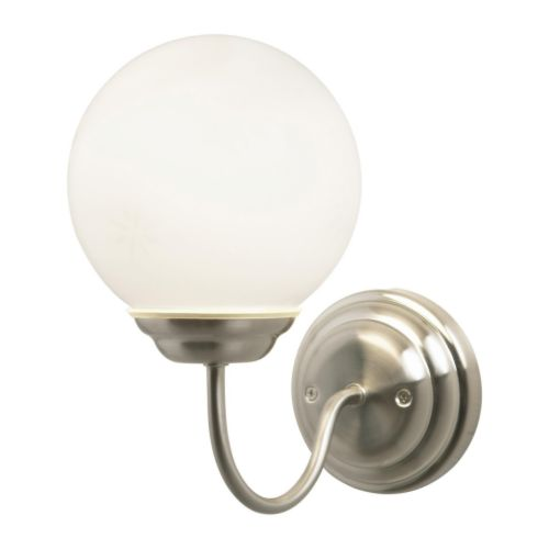 LILLHOLMEN Wandleuchte - IKEA - badezimmer lampe ikea