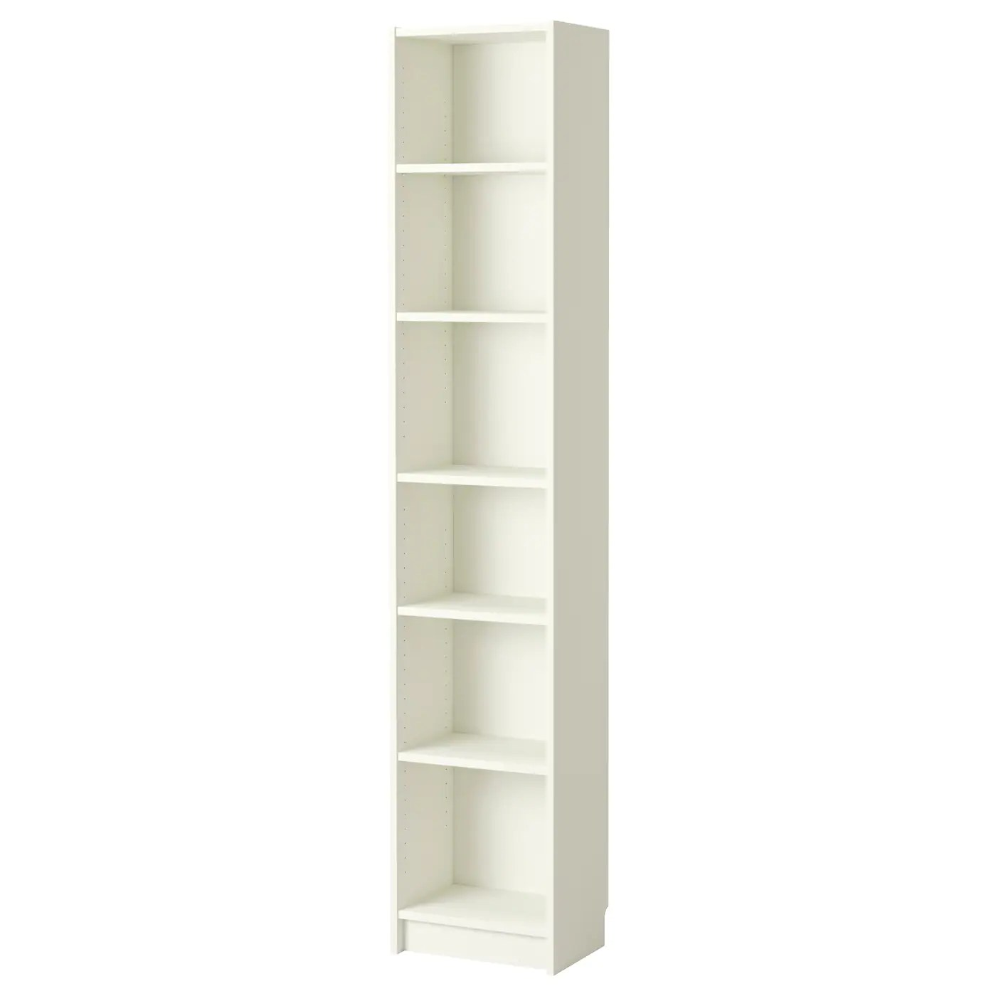 Billy Bookcase White 40x28x202 Cm Ikea