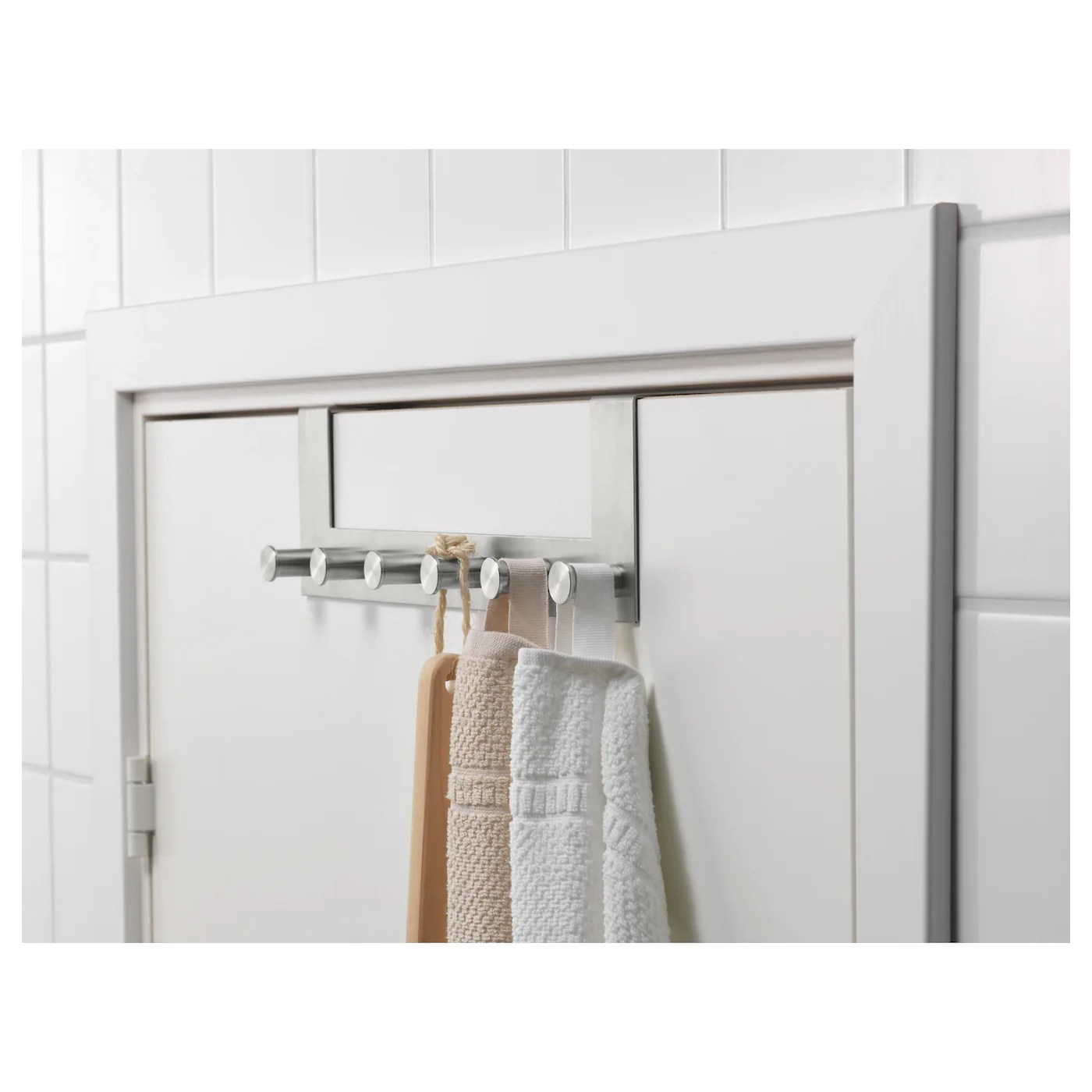 Grundtal Hanger For Door Stainless Steel Ikea