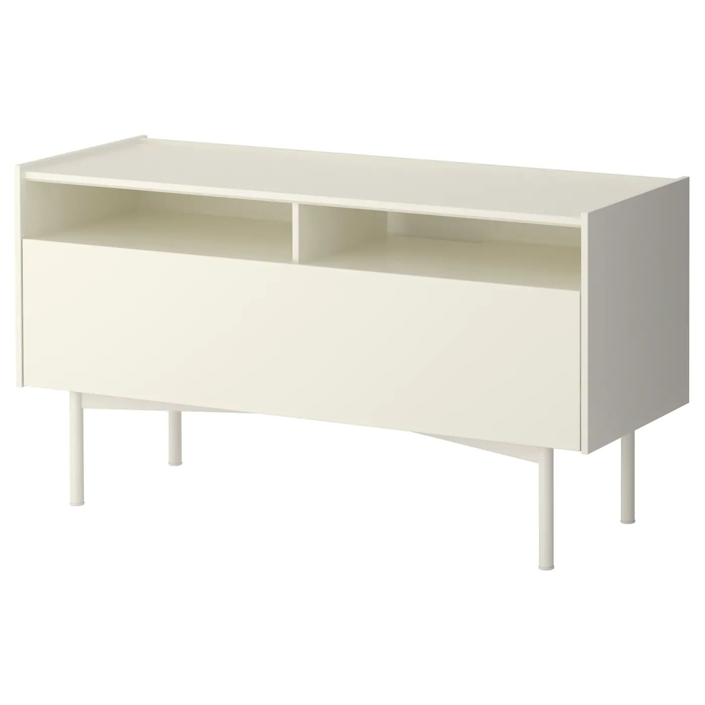 Ikea rams tra tv bench powder coated fibreboard makes the surface durable and scratch resistant
