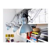 TERTIAL Work lamp Silver-colour - IKEA
