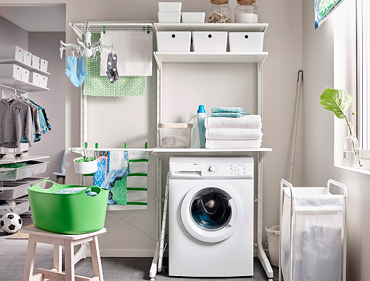Laundry Hampers Drying Racks Clothes Storage Ikea