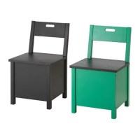 SLLSKAP Chair with storage - IKEA