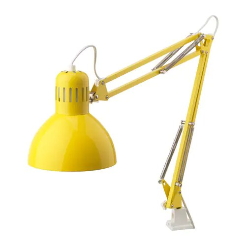 TERTIAL Lampa biurkowa