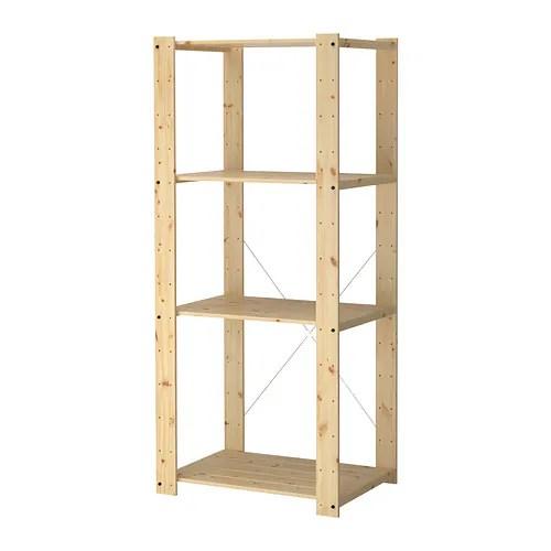 Gorm Shelving Unit 30 3 4x21 5 8x68 1 2 Quot Ikea