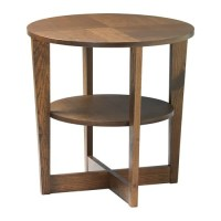 VEJMON Side table - brown - IKEA