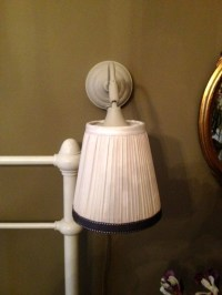 Countrified and Shabbified Wall Lights - IKEA Hackers ...
