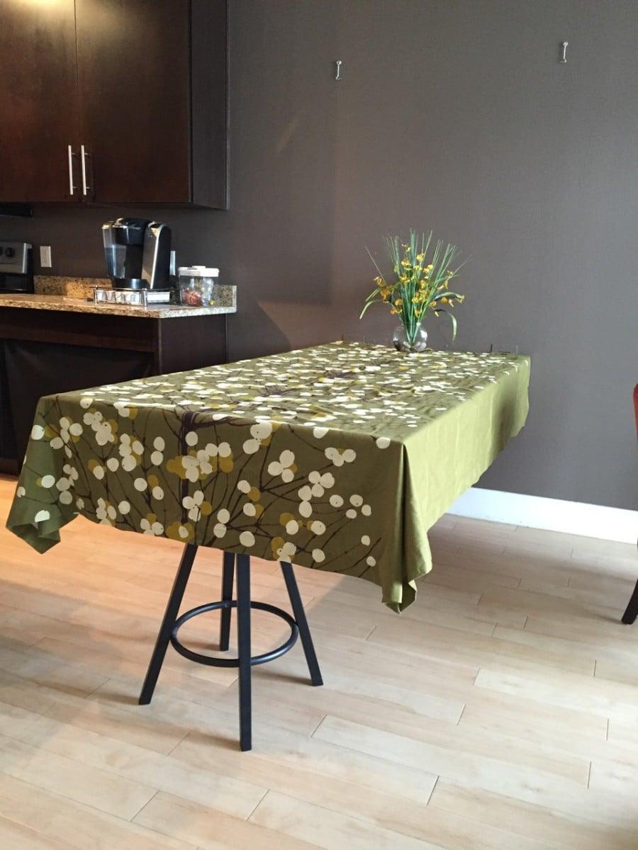 hideaway dining table using ikea mirror murphy kitchen table hideaway dining table