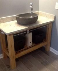 IKEA Groland Kitchen Island Bathroom Vanity and Coffee ...
