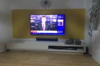 LACK TV Stand at twice the length - IKEA Hackers - IKEA ...