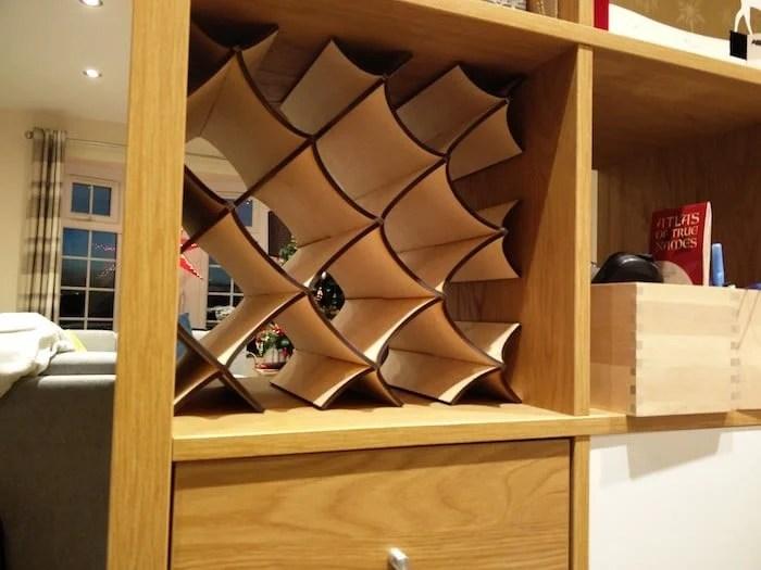 Ikea Kallax Wine Rack Insert Ikea Hackers