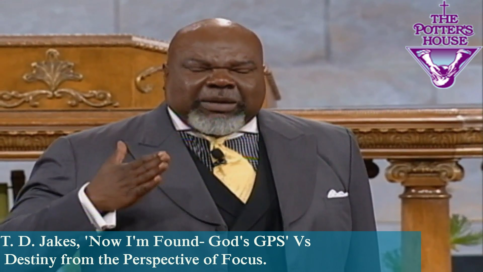 3 Tips For Discovering Purpose By Bishop T.D. Jakes
