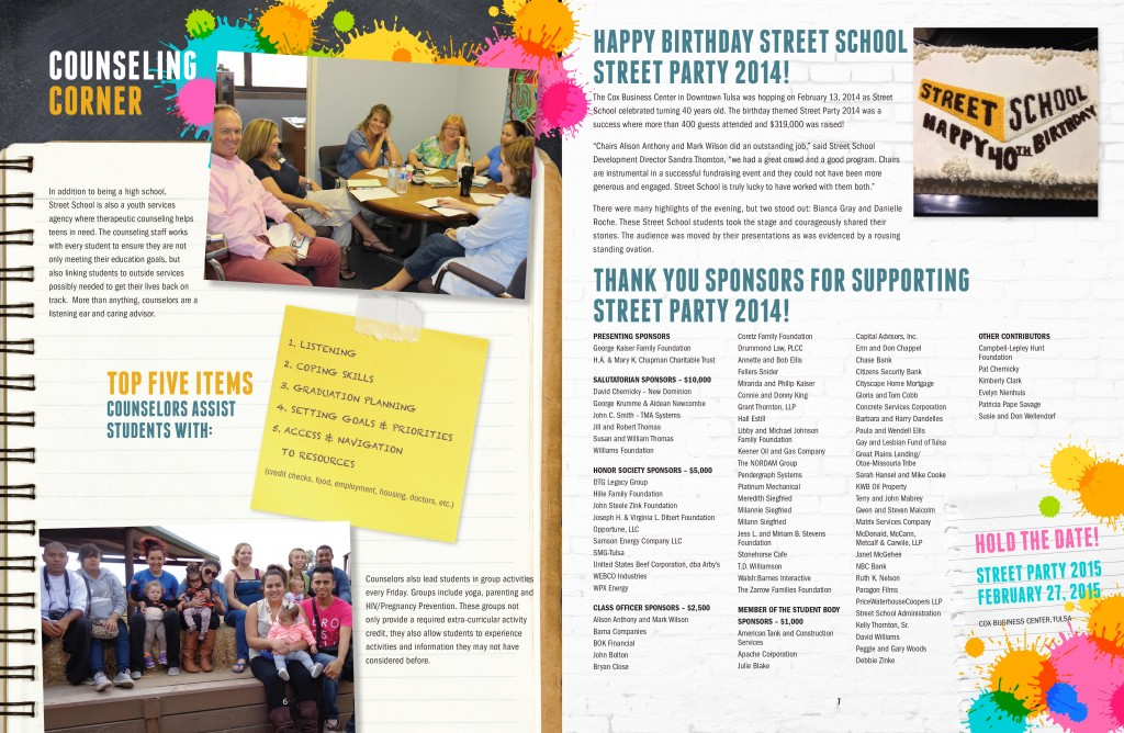 Ian Joyce » Street School \u2013 Newsletter
